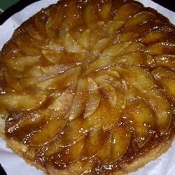Spiced Apple Coffee Cake recipe