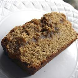 Pumpkin Butter Bread recipe