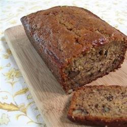 Flax Seed Zucchini Bread recipe