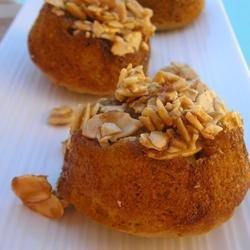 Sticky Pecan Muffins recipe