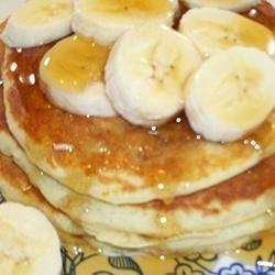 Banana Pancakes the Easy Way recipe