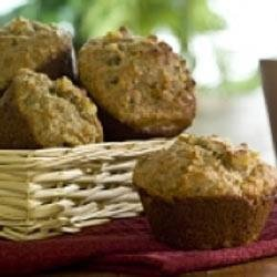 Banana Yogurt Muffins recipe