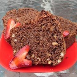 Chocolate Date Loaf I recipe