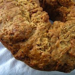 Steamed Black Bread recipe