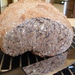 Maple Oat Bread recipe