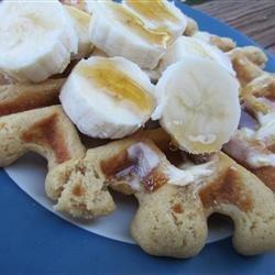 Classic Belgian Waffles recipe