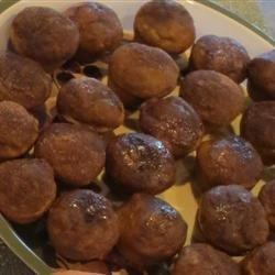 Pumpkin Muffins with a Twist recipe