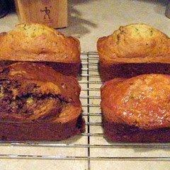 Lemon Pistachio Zucchini Bread recipe