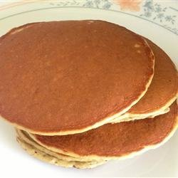 Healthy Protein Pancakes recipe