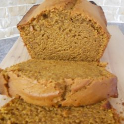 Easy and Delicious Pumpkin Bread recipe