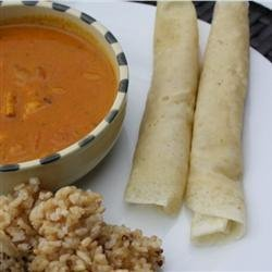 Indian Crepes recipe