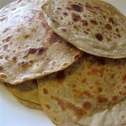 Potato Chapati Bread recipe