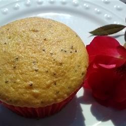 Lemon Poppy Seed Muffins recipe