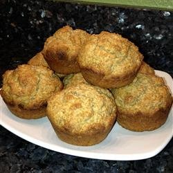 V's Apple Bran Muffins recipe