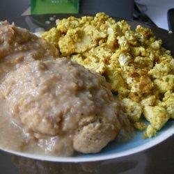Whole Wheat Vegan Drop Biscuits recipe