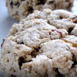Date and Raisin Oat Biscuits recipe