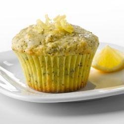 Lemon Poppy Seed Muffins with Truvia(R) Baking Blend recipe