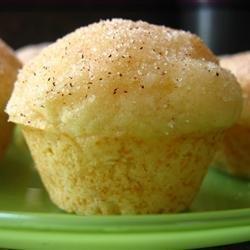 French Breakfast Muffins recipe