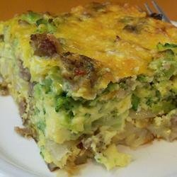 Breakfast Casserole III recipe