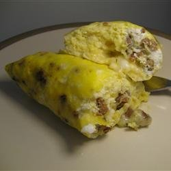 Omelet in a Bag recipe