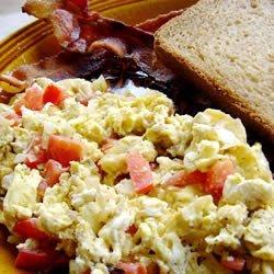 Feta Eggs recipe