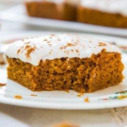 Vegan Spice Cake recipe