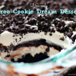Oreo Cookie Dessert recipe