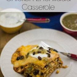 Crock Pot Enchiladas recipe
