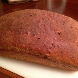 Bread Machine Whole Spelt Bread recipe