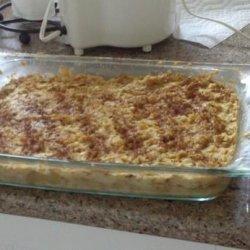 Apple Kugel recipe