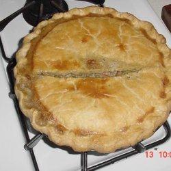 Chicken Pot Pie Founding Farmers' Chicken Pot Pie recipe