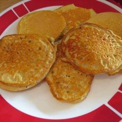 Scd Gluten Free Chicken Pancakes recipe