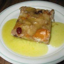 Bread Pudding W/ Whiskey Sauce recipe
