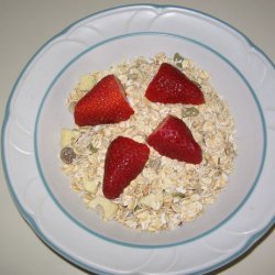 Healthy Breakfast Muesli recipe