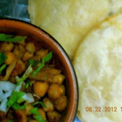 Spicy Channa Masala / Spicy  Chole recipe