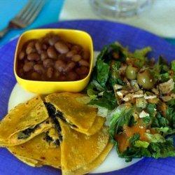 Vegan (Dairy Free) Quesadillas recipe