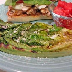 Ww Grilled Romaine Salad recipe