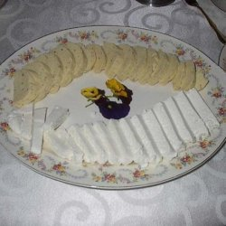 Easter White Cheese, Farmers Cheese recipe
