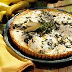 Italian Squash Pie recipe