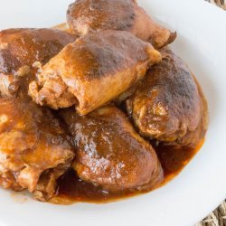 Crock Pot Bbq Chicken recipe