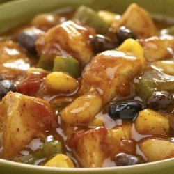 Black Bean Chicken Chili recipe
