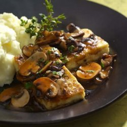 Tofu Marsala recipe
