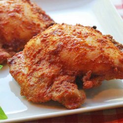 Baked Chicken Thighs recipe