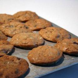 Two- Bite Brownie Cookies recipe