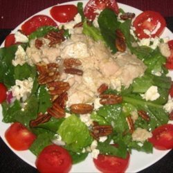 Rmg's Virtuous Tuna Salad With Romaine and Feta recipe