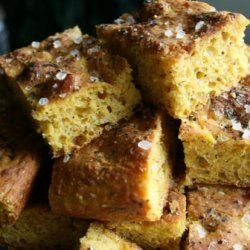 Sweet Life  Sweet Potato Focaccia recipe
