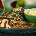 Basil Grilled Chicken (Paula Deen) recipe