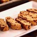 Biscotti with Caramelized Hazelnuts (Alexandra Guarnaschelli) recipe