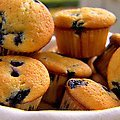 Blueberry Coffee Cake Muffins (Ina Garten) recipe