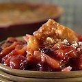 Blueberry Peach Cobbler (Sunny Anderson) recipe